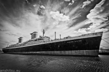 SS United States in Philadelphia / PA