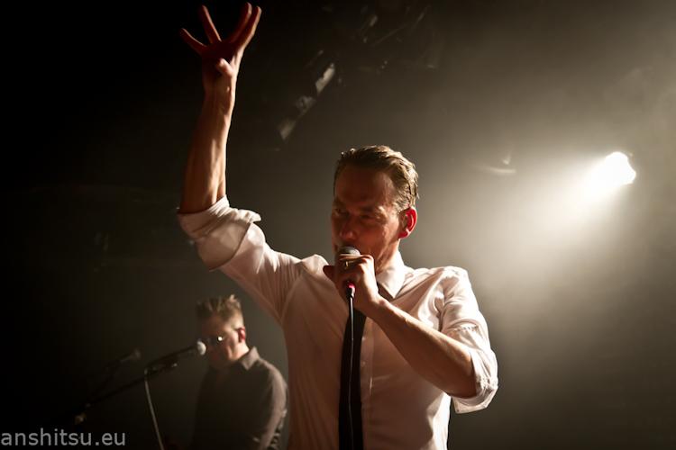 Covenant live in New York 2012