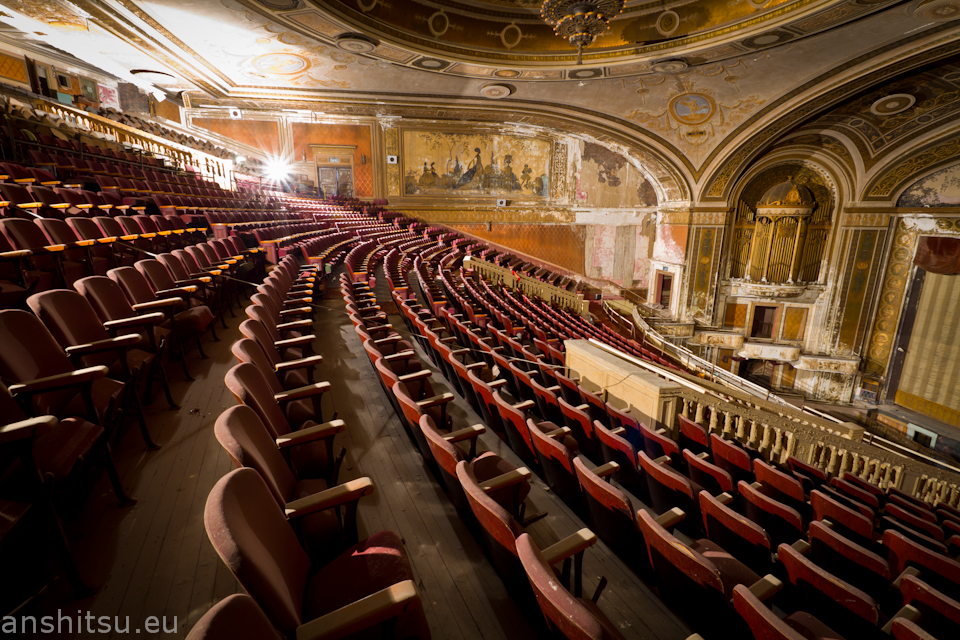 majestic theater | Tracy Autem Photography